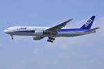 Orange linerさんが、福岡空港で撮影した全日空 777-281/ERの航空フォト(写真)