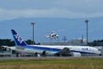 Dojalanaさんが、函館空港で撮影した日本法人所有 AW109SP GrandNewの航空フォト(写真)