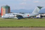 マリオ先輩さんが、横田基地で撮影した航空自衛隊 C-2の航空フォト(写真)