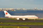 sukiさんが、羽田空港で撮影した航空自衛隊 747-47Cの航空フォト(写真)