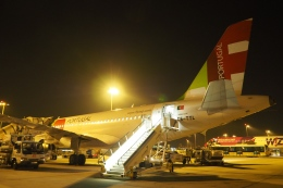 thomasYVRさんが、リスボン・ウンベルト・デルガード空港で撮影したTAPポルトガル航空 A319-111の航空フォト(飛行機 写真・画像)