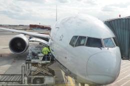 thomasYVRさんが、フランクフルト国際空港で撮影した全日空 777-381/ERの航空フォト(飛行機 写真・画像)