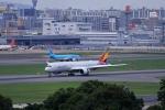 門ミフさんが、福岡空港で撮影したアシアナ航空 A350-941XWBの航空フォト(写真)