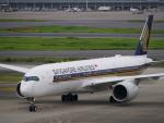 kentaro0918さんが、羽田空港で撮影したシンガポール航空 A350-941XWBの航空フォト(写真)