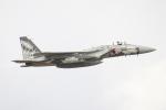 Dickiesさんが、小松空港で撮影した航空自衛隊 F-15J Eagleの航空フォト(写真)
