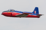 Tomo-Papaさんが、フェアフォード空軍基地で撮影したイギリス企業所有 Jet Provost T.3Aの航空フォト(写真)