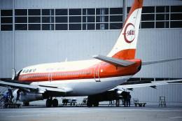 鯉ッチさんが、伊丹空港で撮影した南西航空 737-2Q3/Advの航空フォト(飛行機 写真・画像)