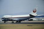 鯉ッチさんが、伊丹空港で撮影した日本航空 747-146の航空フォト(写真)