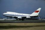 鯉ッチさんが、伊丹空港で撮影した中国民用航空局 747SP-J6の航空フォト(写真)