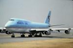 鯉ッチさんが、伊丹空港で撮影した大韓航空 747-4B5の航空フォト(写真)