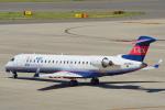 ちゃぽんさんが、中部国際空港で撮影したアイベックスエアラインズ CL-600-2C10 Regional Jet CRJ-702の航空フォト(飛行機 写真・画像)