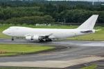 kan787allさんが、成田国際空港で撮影したウィルミントン・トラスト・カンパニー 747-4KZF/SCDの航空フォト(写真)