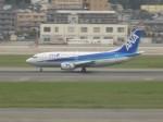 ゆう改めてさんが、福岡空港で撮影したANAウイングス 737-5L9の航空フォト(写真)