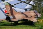 ちゃぽんさんが、モニノ空軍博物館 で撮影したソビエト空軍 Su-17Mの航空フォト(飛行機 写真・画像)