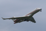 yabyanさんが、中部国際空港で撮影したビスタジェット BD-700-1A10 Global 6000の航空フォト(写真)