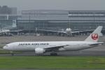 とらとらさんが、羽田空港で撮影した日本航空 777-246/ERの航空フォト(写真)
