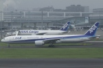 とらとらさんが、羽田空港で撮影した全日空 777-381/ERの航空フォト(写真)