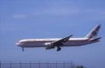 kumagorouさんが、仙台空港で撮影したエジプト航空 767-366/ERの航空フォト(飛行機 写真・画像)