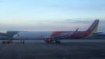 westtowerさんが、フーカット空港で撮影したベトジェットエア A321-211の航空フォト(写真)