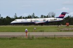 もぐ3さんが、小松空港で撮影したアイベックスエアラインズ CL-600-2C10 Regional Jet CRJ-702ERの航空フォト(写真)