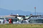 Dojalanaさんが、函館空港で撮影した共立航空撮影 208 Caravan Iの航空フォト(飛行機 写真・画像)
