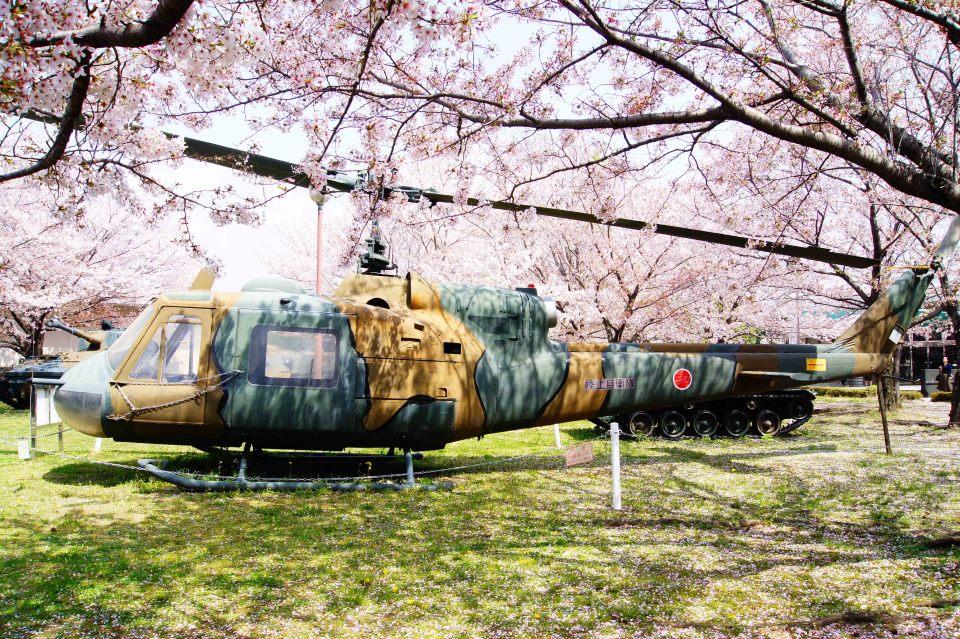 485k60さんの陸上自衛隊 Fuji UH-1B (41557) 航空フォト