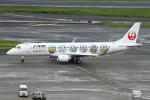 シュウさんが、羽田空港で撮影したジェイ・エア ERJ-190-100(ERJ-190STD)の航空フォト(写真)