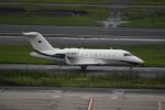 シュウさんが、羽田空港で撮影した不明 Challenger 600の航空フォト(写真)
