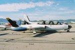 ゴンタさんが、チノ空港で撮影したアメリカ企業所有 CM.170 Magisterの航空フォト(写真)