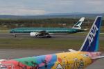 syunさんが、新千歳空港で撮影したキャセイパシフィック航空 777-367/ERの航空フォト(写真)