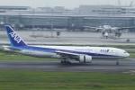とらとらさんが、羽田空港で撮影した全日空 777-281/ERの航空フォト(写真)