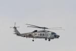non-nonさんが、鹿屋航空基地で撮影した海上自衛隊 SH-60Kの航空フォト(写真)
