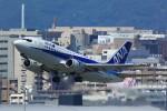 HISAHIさんが、福岡空港で撮影したANAウイングス 737-5L9の航空フォト(写真)