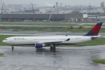 とらとらさんが、羽田空港で撮影したデルタ航空 A330-302の航空フォト(飛行機 写真・画像)