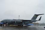 350JMさんが、横田基地で撮影したアメリカ空軍 C-17A Globemaster IIIの航空フォト(写真)