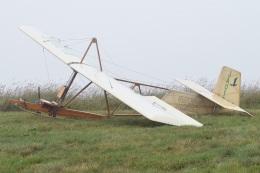 MOR1(新アカウント)さんが、霧ヶ峰滑空場で撮影した日本個人所有 Hato K-14の航空フォト(飛行機 写真・画像)