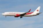 sky-spotterさんが、フランクフルト国際空港で撮影したアルジェリア航空 737-8D6の航空フォト(写真)