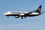 sky-spotterさんが、フランクフルト国際空港で撮影したライアンエア 737-8ASの航空フォト(写真)