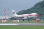 pringlesさんが、長崎空港で撮影した中国東方航空 A319-133の航空フォト(写真)
