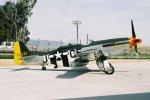 ゴンタさんが、チノ空港で撮影したWagner P-51 Corp P-51D Mustangの航空フォト(写真)
