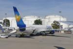 KKiSMさんが、フランクフルト国際空港で撮影したコンドル 767-330/ERの航空フォト(写真)