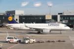 KKiSMさんが、フランクフルト国際空港で撮影したルフトハンザドイツ航空 A320-271Nの航空フォト(写真)