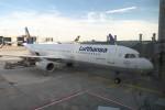 KKiSMさんが、フランクフルト国際空港で撮影したルフトハンザドイツ航空 A321-231の航空フォト(写真)