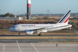 航空フォト:F-GUGR エールフランス航空 A318