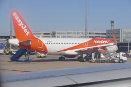 航空フォト:G-EZGY イージージェット A320