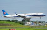ちゃぽんさんが、成田国際空港で撮影した中国南方航空 A321-211の航空フォト(飛行機 写真・画像)