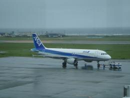 けろんさんが、稚内空港で撮影した全日空 A320-211の航空フォト(飛行機 写真・画像)
