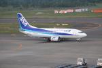 OMAさんが、新千歳空港で撮影したANAウイングス 737-54Kの航空フォト(飛行機 写真・画像)