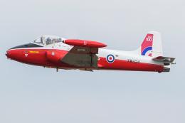 Tomo-Papaさんが、フェアフォード空軍基地で撮影したイギリス企業所有 Jet Provost T.3Aの航空フォト(飛行機 写真・画像)