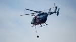 じょ~まんさんが、岐阜基地で撮影した岩手県警察 BK117C-1の航空フォト(写真)